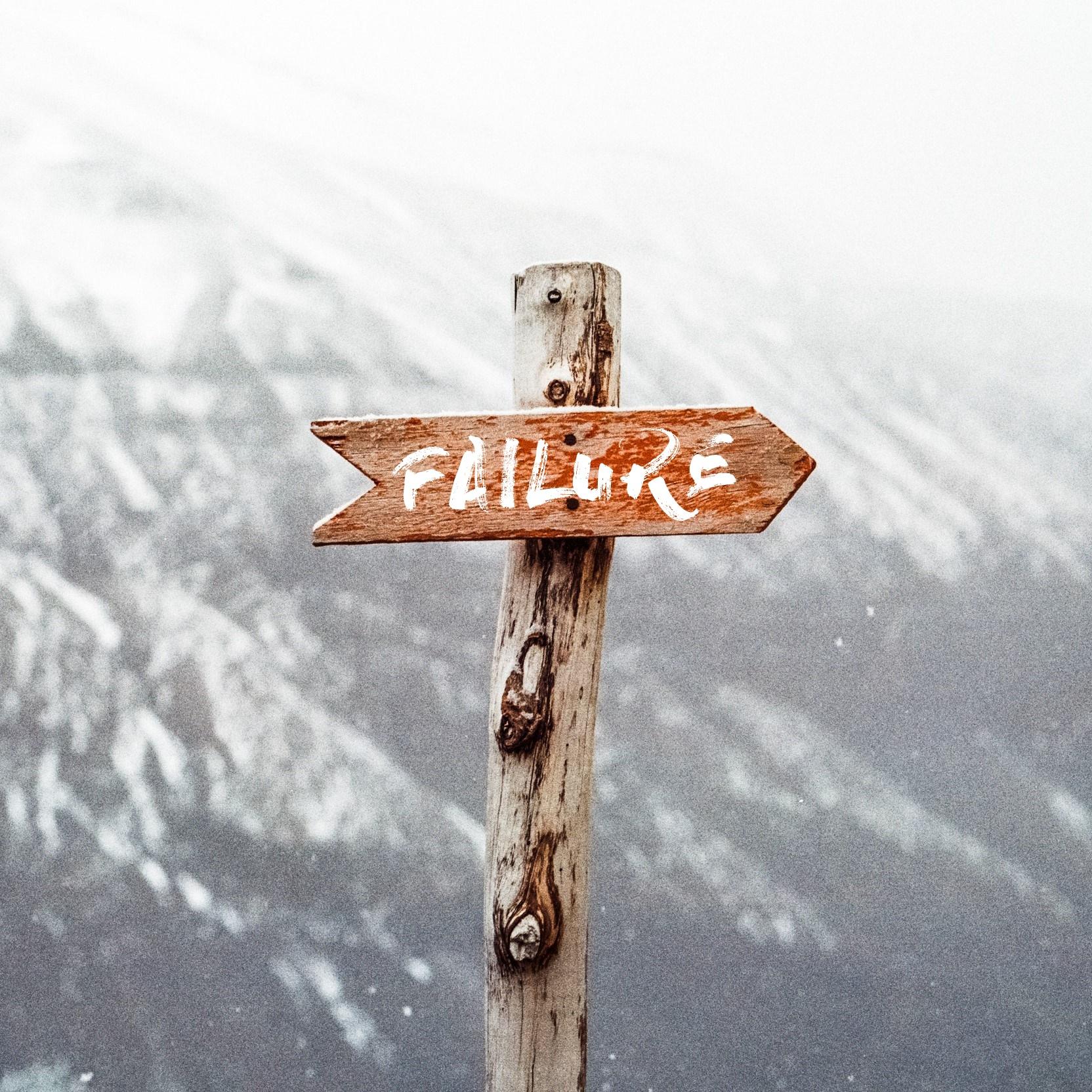 Failure-arrow