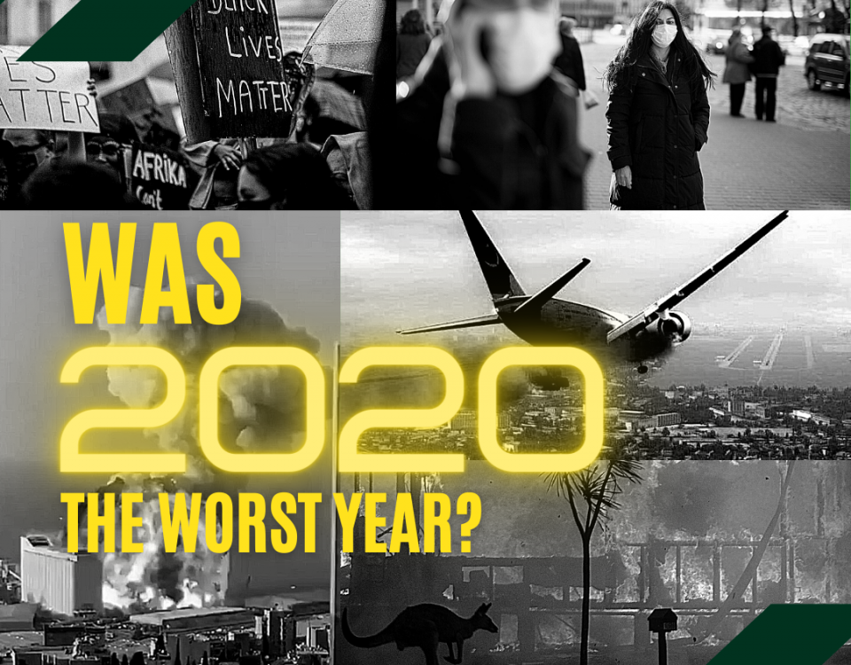 Was 2020 the worst year